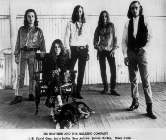 Την εποχή των Big Brother and the Holding Company