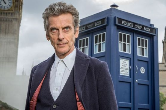 Peter Capaldi. O Doctor Who σήμερα...