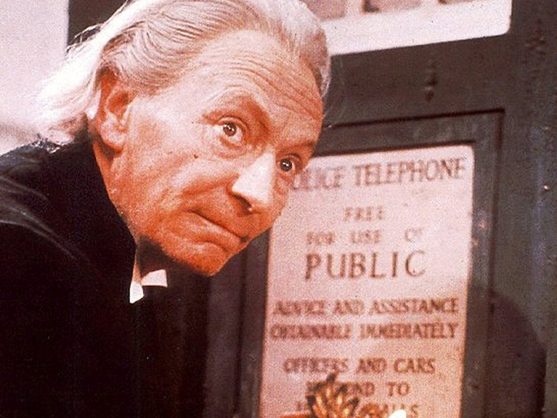 William Hartnell. Ο πρώτος Doctor Who