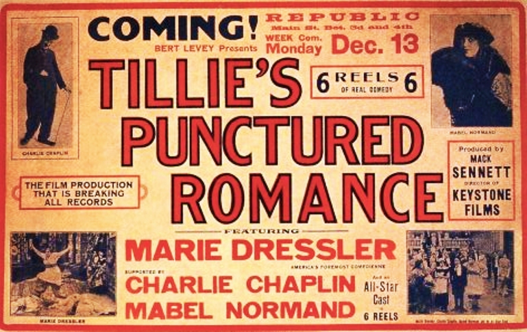 Tillie's-Punctured-Romance-poster