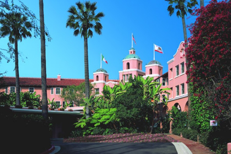Beverly Hills Hotel - Pink Palace